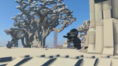 Lego Worlds - PS4 & Xbox One -julkistustraileri