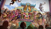 RuneScape - The Golden City of Menaphos Expansion -traileri