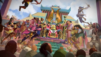 RuneScape - The Golden City of Menaphos Expansion Trailer