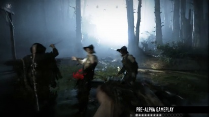 Hunt: Showdown - virallinen pelikuvan esittely