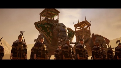 Assassin's Creed Origins - Gamescom 2017 -traileri - Game of Power