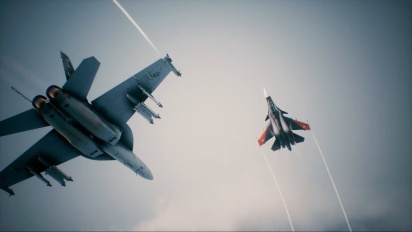 Ace Combat 7: Skies Unknown - Erusea Strikes Back -traileri