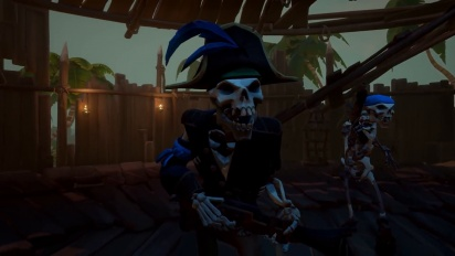 Sea of Thieves - Inn-side Story: Skeleton Forts