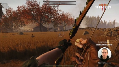 Warhammer: Vermintide 2 - Closed Beta Tobii Dev Diary
