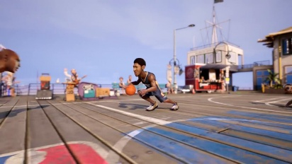 NBA Playgrounds 2 - debyyttitraileri