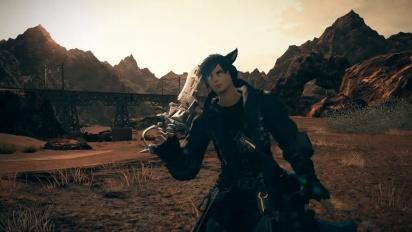 Final Fantasy XIV: Shadowbringers - Gunbreaker-paljastustraileri