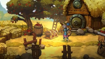 SteamWorld Quest: Hand of Gilgamech - Steam-traileri