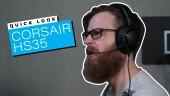Tarkastelussa Corsair HS35 Stereo