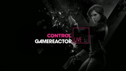 GR Liven uusinta: Control