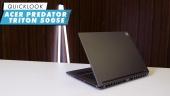 Nopea katsaus - Acer Predator Triton 500 SE