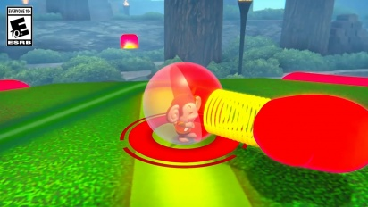 Super Monkey Ball Banana Mania - Party with the Gang Traileri