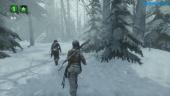 Rise of the Tomb Raider - Endurance co-op -pelikuvaa