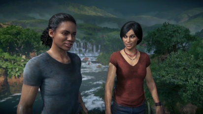 Uncharted: The Lost Legacy - pidennetty E3-pelikuva
