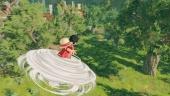 One Piece: World Seeker - japanilainen julkistustraileri