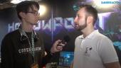 Hollowpoint - Dave Roberts haastattelussa