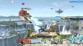 Super Smash Bros. Ultimate - Sheik vs. Ganondorf -pelikuvaa