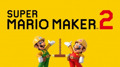 Super Mario Maker 2 - Direct May 15