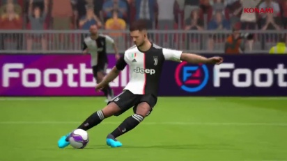 eFootball PES 2020 Mobile - Launch Trailer