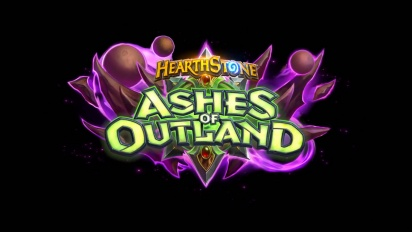 Hearthstone: Ashes of Outland Cinematic Traileri