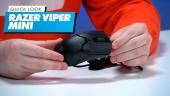 Nopea katsaus - Razer Viper Mini