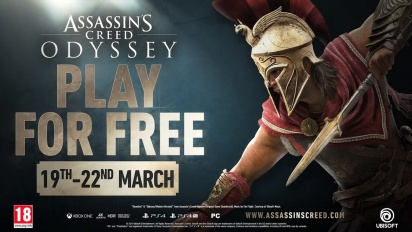 Assassin's Creed Odyssey - Free Weekend Traileri