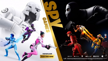 Fortnite -  Spy Games Traileri