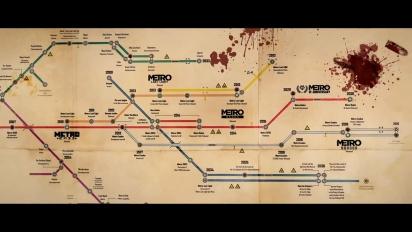 Metro 10th Anniversary - Timeline Traileri