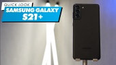Nopea katsaus - Samsung Galaxy S21+