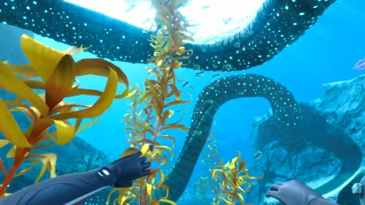 Subnautica: Below Zero - State of Play -traileri