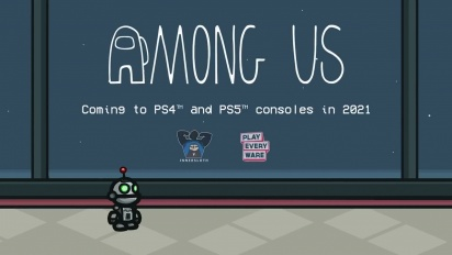 Among Us - PlayStation-julkistustraileri