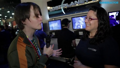 E3 13: Lost Planet 3 -haastattelu
