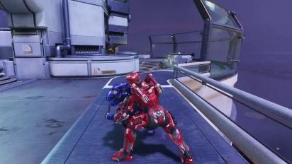 Halo 5: Guardians Battle of Shadow and Light -päivityksen julkaisutraileri
