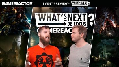 Ennakko - What's Next de Focus -tapahtuma