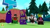Lego Dimensions - Teen Titans Go! Trailer (italiano)
