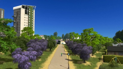 Cities: Skylines - Green Cities -julkistustraileri