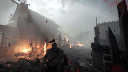 Warhammer: Vermintide 2 – pelikuvatraileri