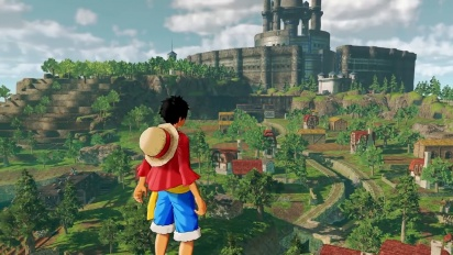 One Piece: World Seeker - virallinen traileri