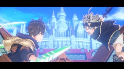 Black Clover: Quartet Knights - traileri