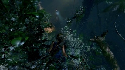 Shadow of the Tomb Raider - Square Enix E3 2018 -esitys