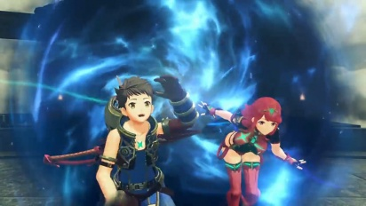 Xenoblade Chronicles 2: Expansion Pass - The Adventure Continues -traileri