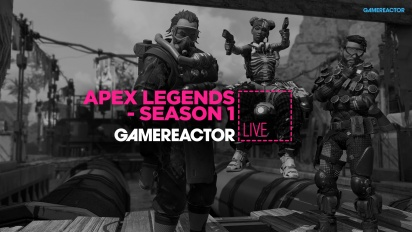 GR Liven uusinta: Apex Legends - Season 1