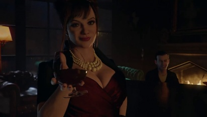 Vampire: The Masquerade - Bloodlines 2 - julkistustraileri