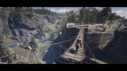 Red Dead Redemption 2 - PC-traileri