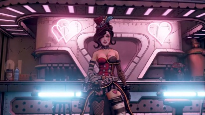 Borderlands 3 - Moxxi's Heist of the Handsome Jackpot -julkaisutraileri