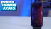 Nopea katsaus - Honor 9X Pro
