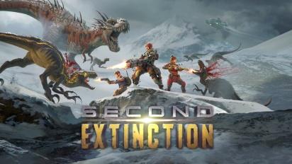 Second Extinction - Xbox-paljastustraileri