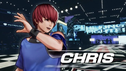 The King of Fighters XV - Chris Character Traileri
