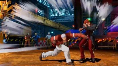The King of Fighters XV - Yashiro Nanakase Character Traileri