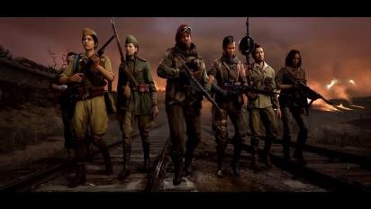 Call of Duty: Vanguard - moninpelitraileri