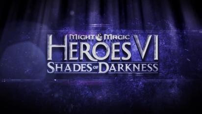 Might & Magic: Heroes VI - Dev Diary: Shades of Darkness